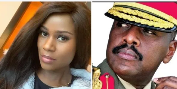 Singer Juliana Speaks Out On Gen.Muhoozi's Child Rumours ...